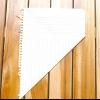 Comment faire un gobelet de papier de cahier