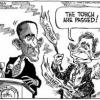 Comment faire une caricature politique