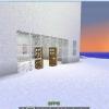 Comment faire une station de neige en mode de survie minecraft