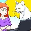 Comment faire une histoire de chats guerriers