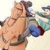Comment faire un cheval fougueux faire ce que vous voulez