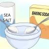 Comment faire des sels de bain de mélange aromatique