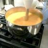 Comment faire de la soupe de légumes à la crème avec l'origan et le persil plat