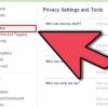 Comment faire privé facebook
