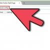 Comment faire de google le moteur de recherche par défaut