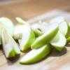 Comment faire une salade de pomme verte