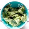 Comment faire de la salade à la crème de citron vinaigrette