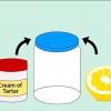 Comment faire citron détachant