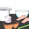 Comment faire du savon avec le procédé à froid
