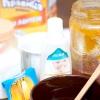 Comment faire de l'huile de bain apaisant lait