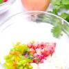 Comment faire de la salsa fraise