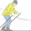 Comment faire des virages en ski