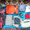 Comment une valise pour un court séjour