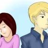 Comment savoir si un gars veut vous secrètement de retour après un combat