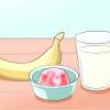 Comment faire un smoothie banane