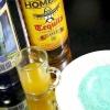 Comment faire une margarita bleu