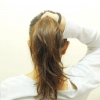 Comment faire un chignon de longueur cheveux mi / épaule