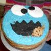 Comment faire un gâteau cookie de monstre