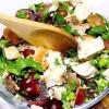 Comment faire un fruité salade de sandwich au poulet