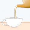 Comment faire un thé vert masque