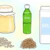 Comment faire un miel et la farine d'avoine se laver le visage