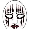 Comment faire un masque de slipknot joey jordison