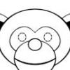 Comment faire un masque de singe