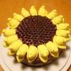 Comment faire un gâteau potes de tournesol