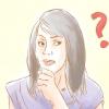 Comment faire une personne oublie quelque chose