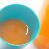Comment faire un popsicle sur le jus d'orange
