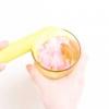 Comment faire un milk-shake à la vanille framboise