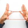 Comment faire une étoile avec de la ficelle