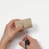Comment faire un rouleau chenille de papier toilette