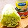 Comment faire un thon et la laitue wrap