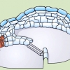 Comment faire un igloo centre commercial de club penguin