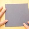 Comment faire une batte de l'origami
