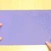 Comment faire un cadre photo de l'origami