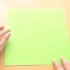 Comment faire une rennes origami
