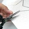Comment faire et lancer un shuriken métallique