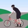 Comment monter un vélo
