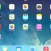 Comment effectuer plusieurs tâches sur un ipad
