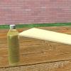Comment pétrole et pause dans une nouvelle batte de cricket