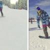 Comment ollie sur un snowboard