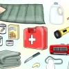 Comment emballer une trousse d'urgence pour la maison
