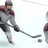 Comment passer la rondelle de hockey sur glace
