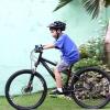Comment pédaler debout sur un vélo