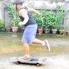 Comment faire un tour sur un skateboard
