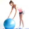 Comment effectuer ballon d'exercice abdominale crise