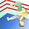 Comment effectuer pro mouvements de lutte