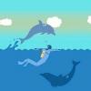 Comment caresser un dauphin